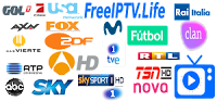 World iptv playlist free tv live m3u8