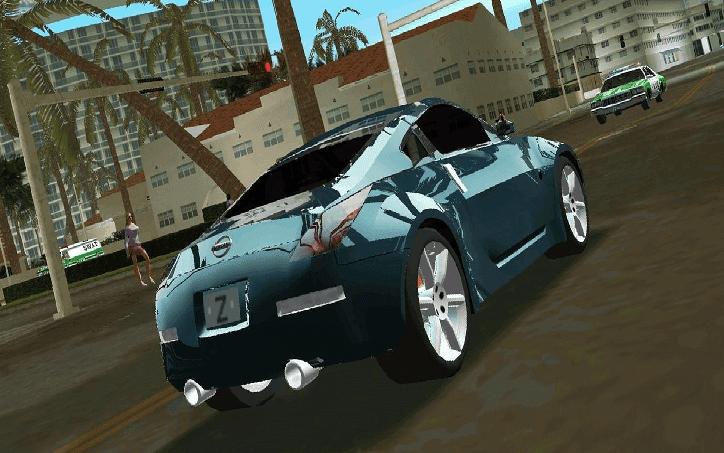 تحميل لعبة جاتا GTA Vice City 8 مجانا من ميديا فاير
