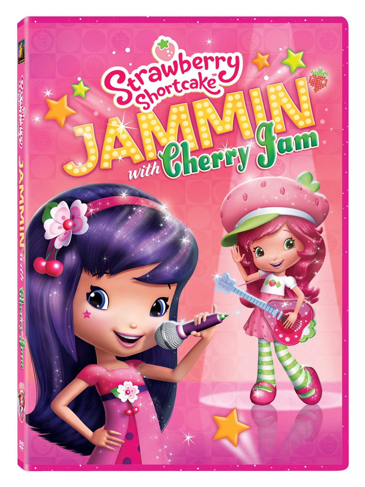 2012 Holiday Gift Guide Strawberry Shortcake Jammin With