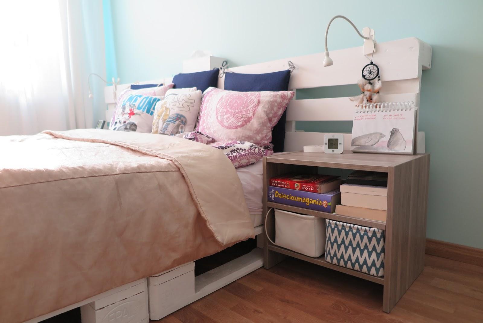 Mu Creating Living łóżko Z Palet