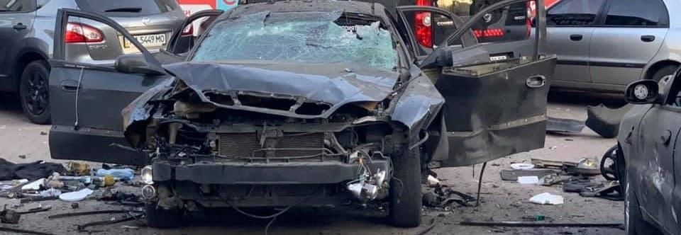 Двох громадян Росії засуджено за замах на теракт – підрив автівки українського розвідника
