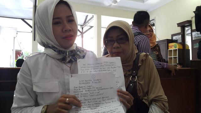 Ahmad Dhani Tulis Surat untuk Menhan Ryamizard Ryacudu