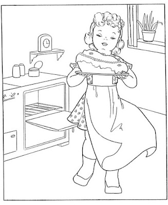 thanksgiving coloring pages for first grade
