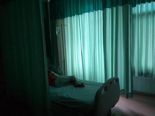 Pengalaman Saat Anak Masuk Rumah Sakit