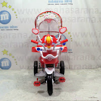 family rio car melody baby tricycle