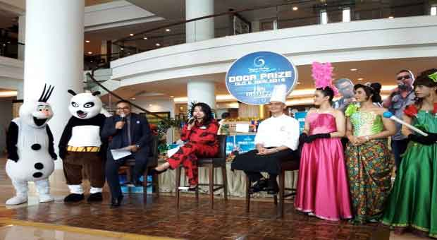 Hiburan Malam Tahun Baru 2018 di Makassar