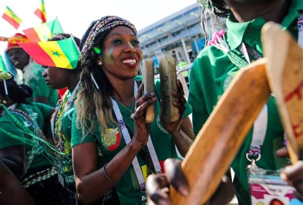 Senegal tops African Fifa rankings