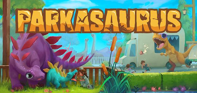 Parkasaurus Key Art