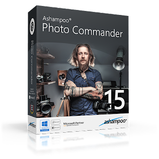 Ashampoo Photo Commander 15 Full Version