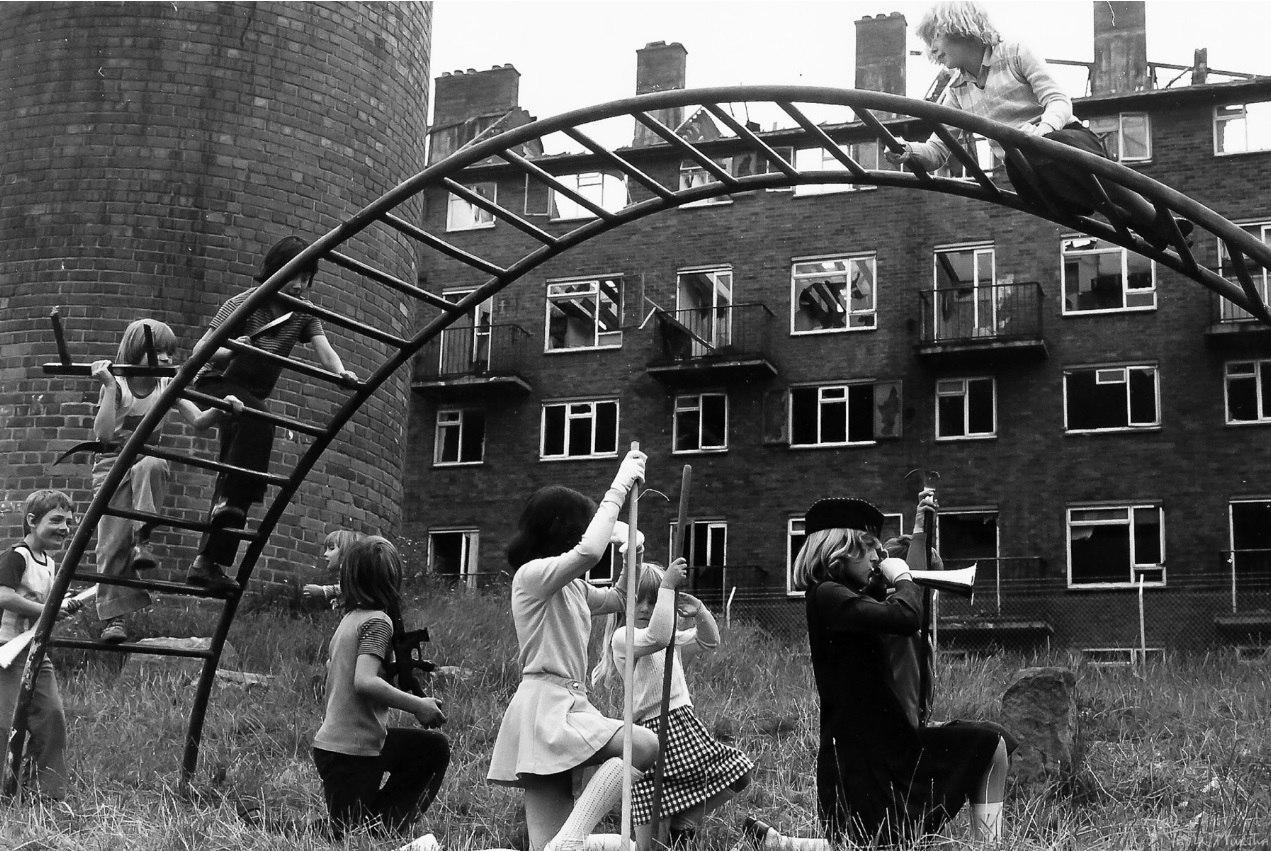 Трущобы Ньюкасла 1978-81 года