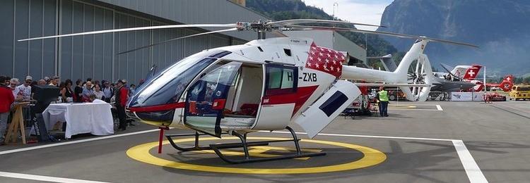 Leonardo придбала швейцарську компанію Kopter