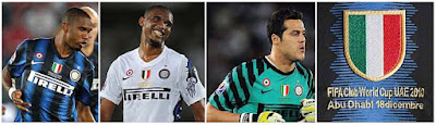Inter Milan 2010 FIFA Club World Cup Match Details