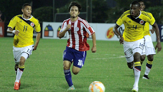 Paraguay football squad for world cup 2017