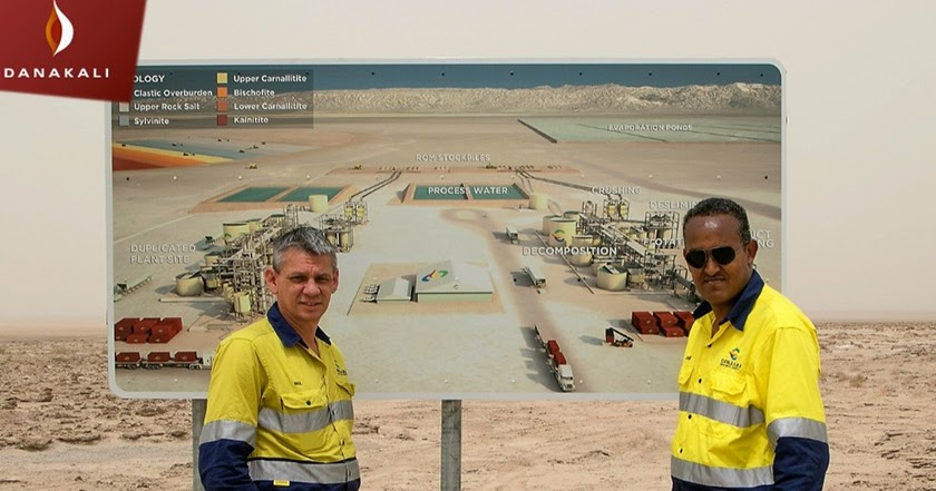 <Russia&rsquo;s EuroChem strengthens potash prospects with deal in Eritrea