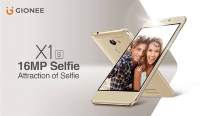 Gionee X1s Specifications and Price in Nigeria