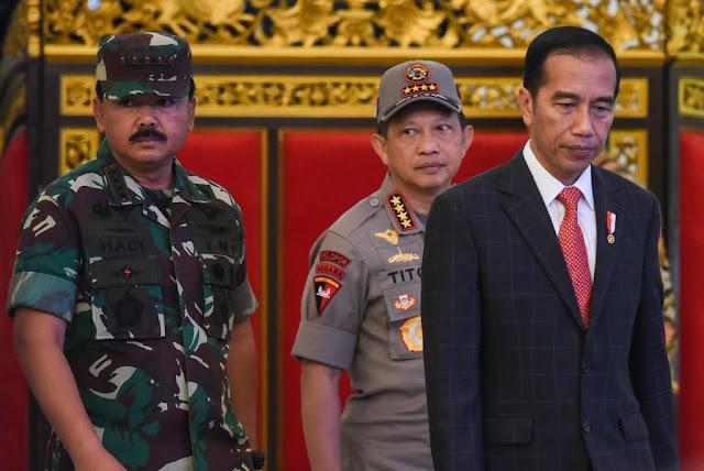 Dua Penyebab Utama Elektabilitas Jokowi Terus Tergerus