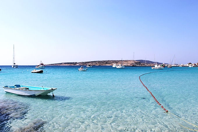 Best Koufonisia beaches