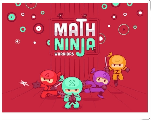"""Math Ninja Warriors"" (Cálculo mental de Primaria)"