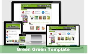 Template Green Green