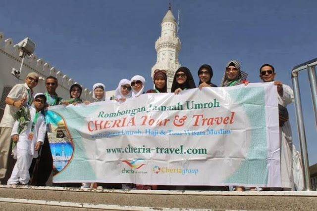 Image result for paket haji cheria holiday