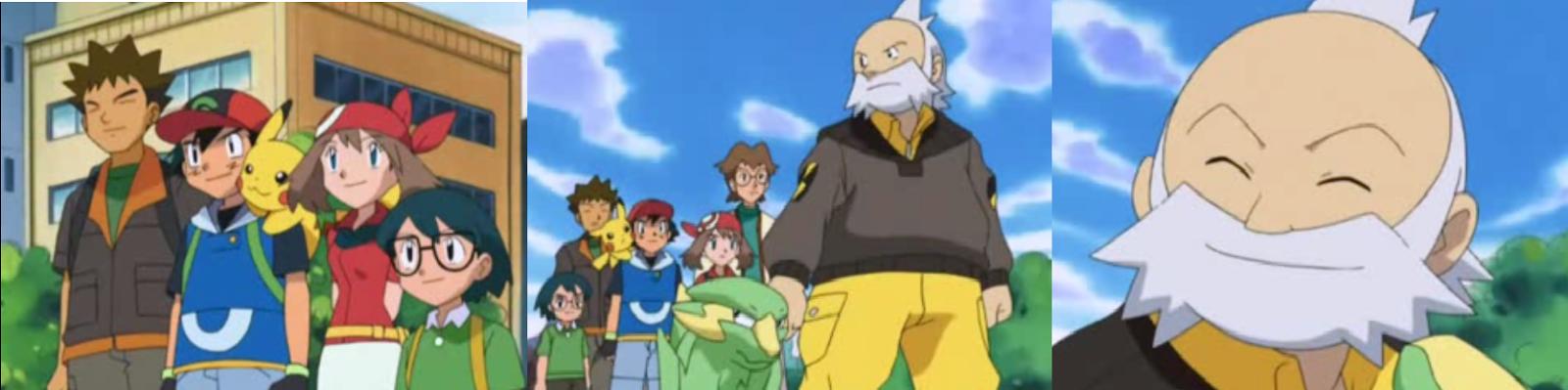 Pokemon Capitulo 40 Temporada 6 Wattson Y Watt