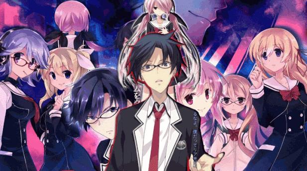 ChäoS;Child - Daftar Anime Buatan Silver Link Terbaik