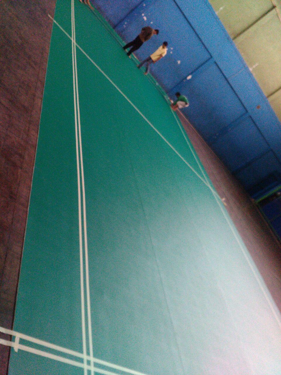 Harmony Carpet Karpet Lapangan Badminton Bank BJB Project
