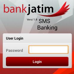Bank Jatim, Kode Sms Banking Bank Jatim, SMS center Bank Jatim