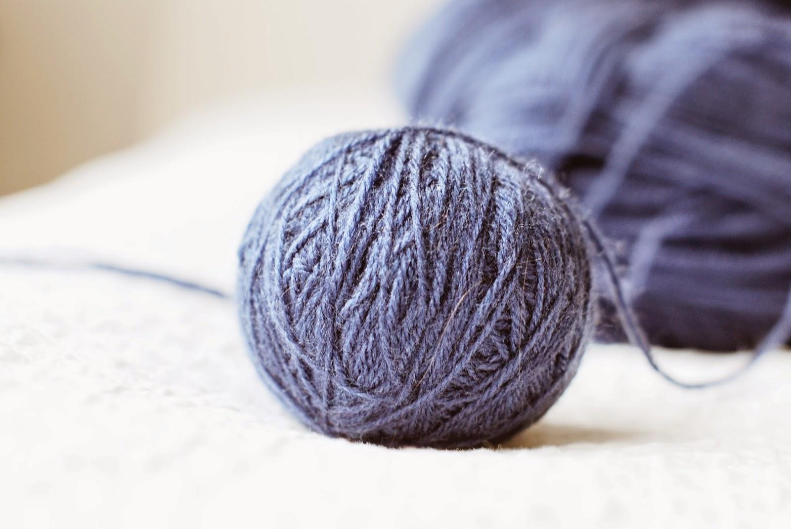 31 Tage ORDNUNG im Haushalt Challenge - Tag 28 - Wolle aussortieren