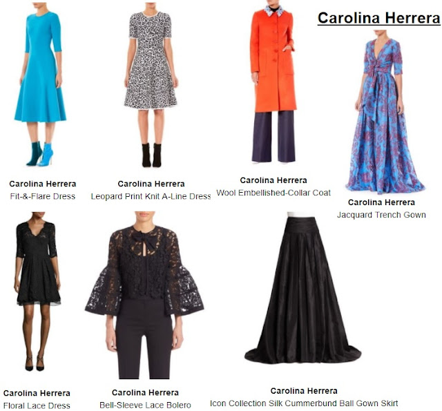 Carolina Herrera Fashion