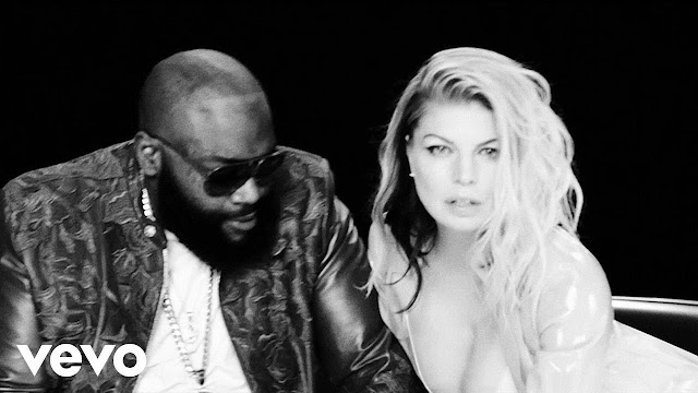 "Fergie Premieres ""Hungry"" Video ft. Rick Ross"