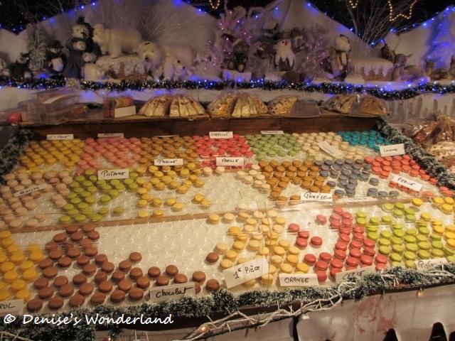 Candy Stalls