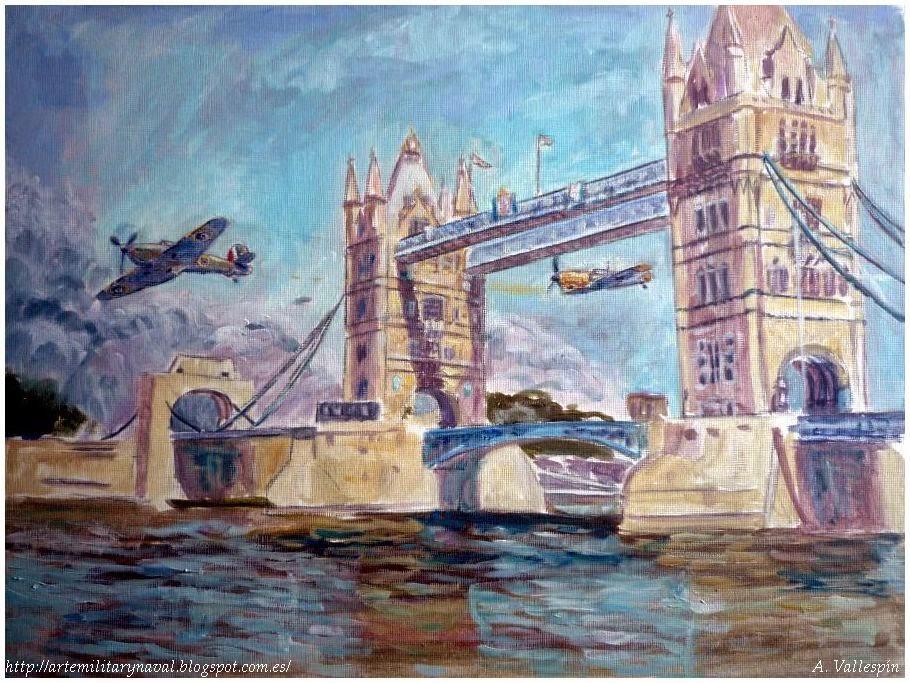 A través del Puente de Londres