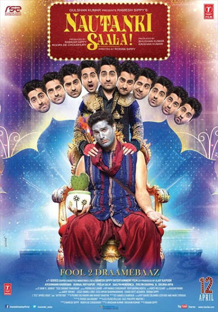 Nautanki Saala Movie - Ayushmann Khurrana