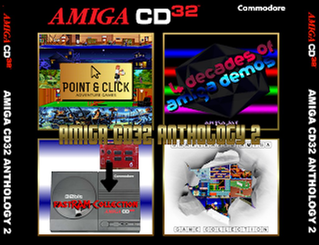 Indie Retro News: Amiga CD32 Anthology Set 2 - The second of