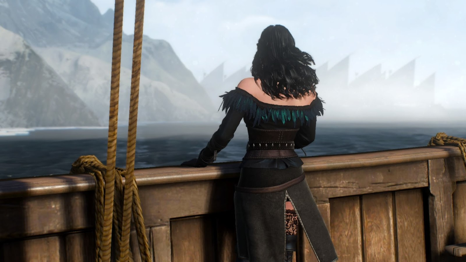 End of the World As We Know It: The Witcher 3 Yennefer DLC