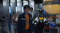 The cast of Ultraman Geed