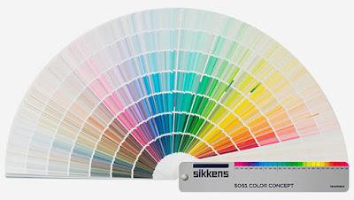 Cartella colori Sikkens