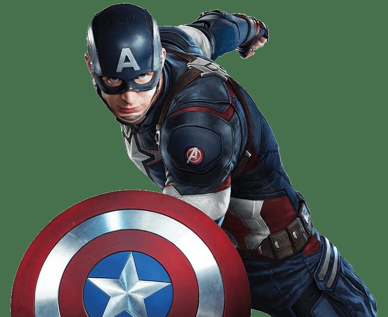 Imagen Under Armour >> PNG Capitão América (Captain America, Avengers, Civil War, Vingadores) - PNG World