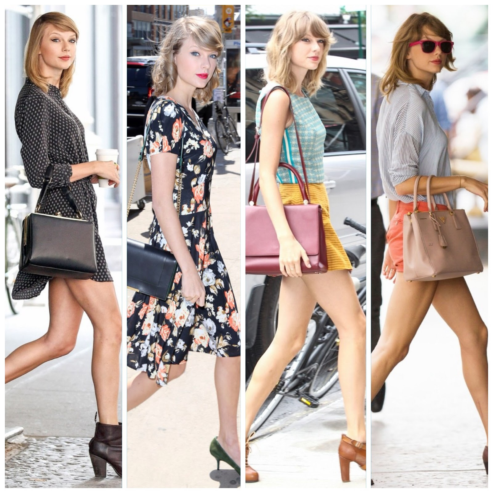 A fashionable life sean fox zastoupil taylor swift Fashion style of taylor swift