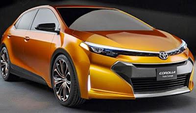 Nouvelle Toyota Corolla 2020 Concept, modèle et date de sortie Rumeur, 2018 Voitures japonaises,
