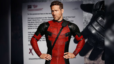 Ryan Reynolds Sent The Coolest Gift To The Guy Who Redirected Endgame Domains To Deadpool