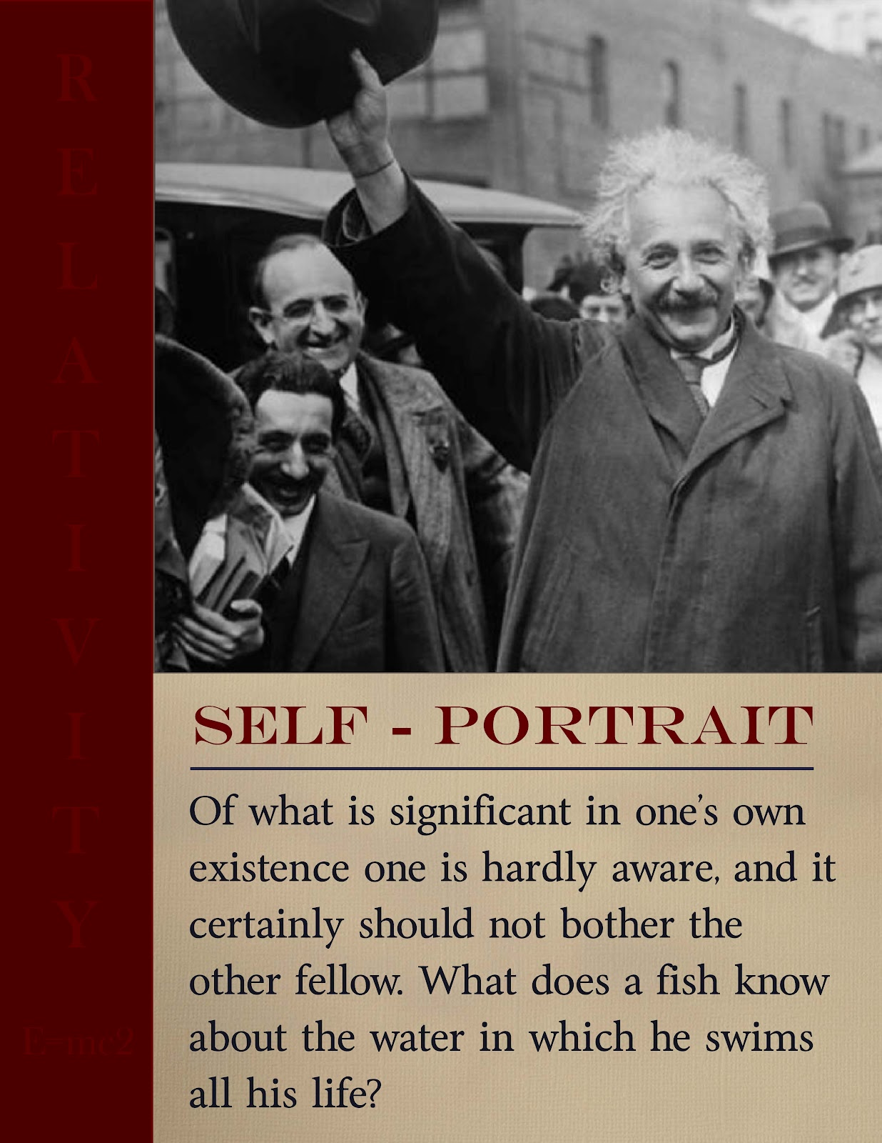 my science heroes einstein self portrait einstein self portrait