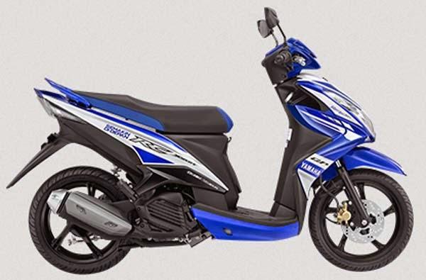 Harga Yamaha Xeon RC