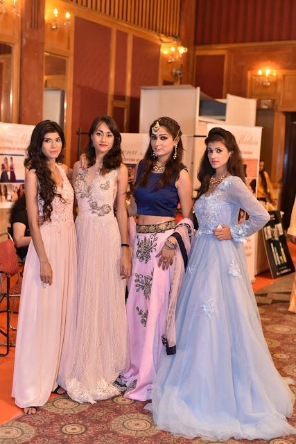 Kavita Bhandari, Bhavna Sharma, Shreya Shukla and Shiksha Kandpal