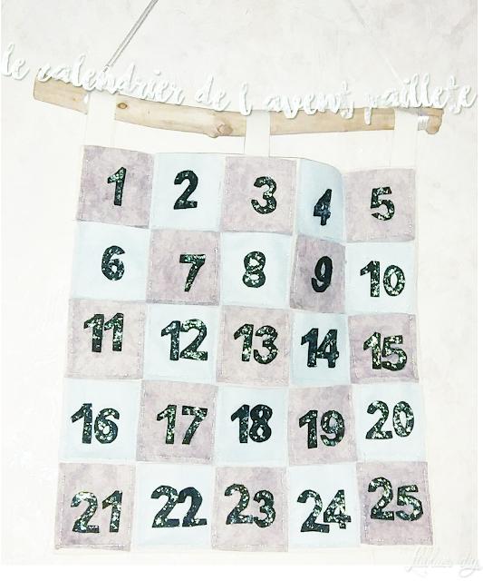 Advent- calendar -DIY- Calendrier de l'avent- noël- christmas-1