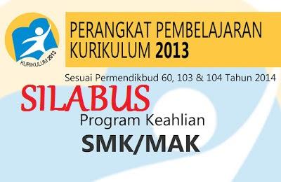 Silabus SMK/ MAK Seni Pertunjukan Kurikulum 2013