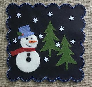Snowman Primitive