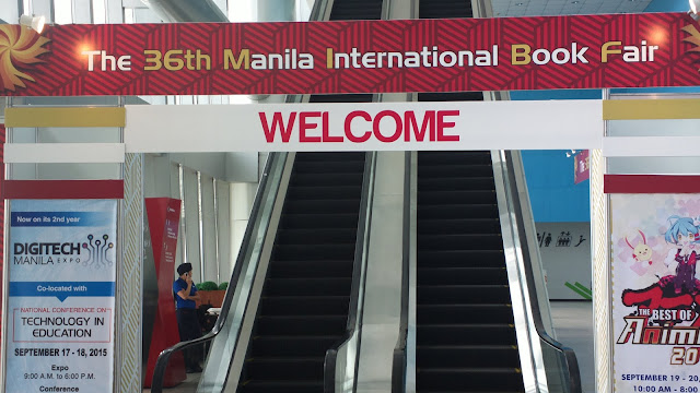 36th Manila International Book Fair
