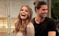 """Luca Onestini e Ivana Mrazova, dediche d'amore su Instagram: """"5 mesi fa… Qua ho trovato la mia felicità"""""""